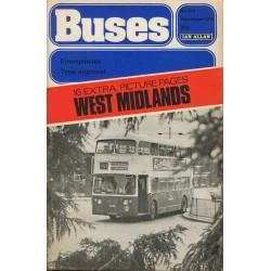 Buses 1976 September