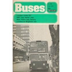 Buses 1978 July