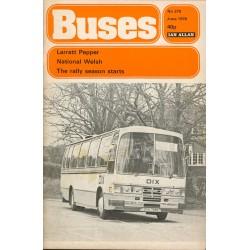 Buses 1978 June