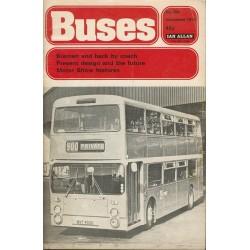 Buses 1978 November