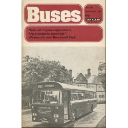 Buses 1978 September