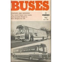 Buses 1980 April