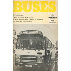 Buses 1980 March