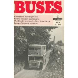 Buses 1980 May