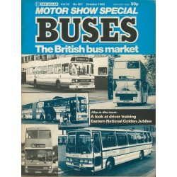 Buses 1980 October