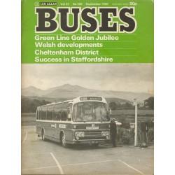 Buses 1980 September