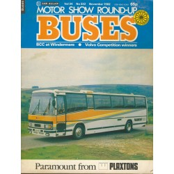 Buses 1982 November