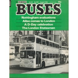 Buses 1984 August