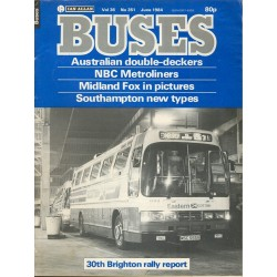 Buses 1984 June