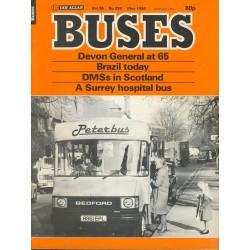Buses 1984 May
