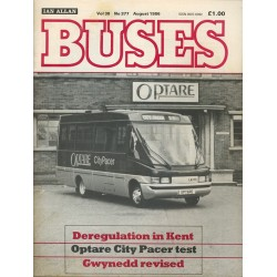 Buses 1986 August