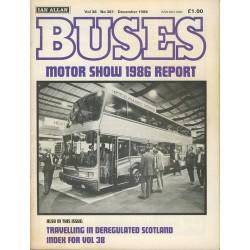 Buses 1986 December