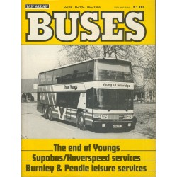 Buses 1986 May