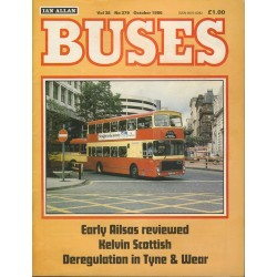 Buses 1986 October