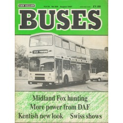 Buses 1988 August