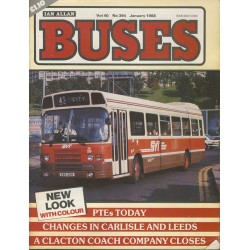 Buses 1988 January