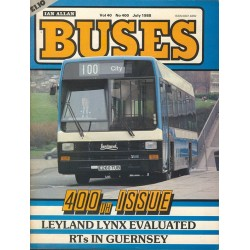 Buses 1988 July