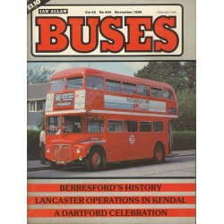 Buses 1988 November