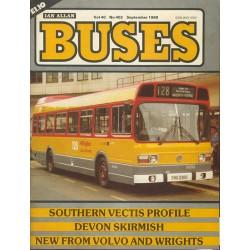Buses 1988 September