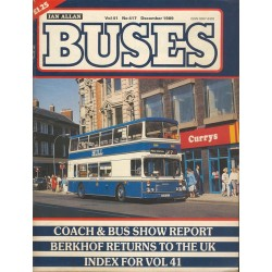 Buses 1989 December