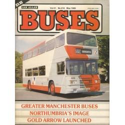 Buses 1989 May