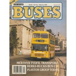 Buses 1990 February