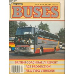 Buses 1990 July