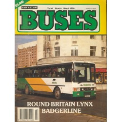 Buses 1990 March