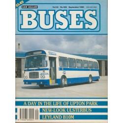 Buses 1990 September