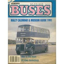 Buses 1991 April