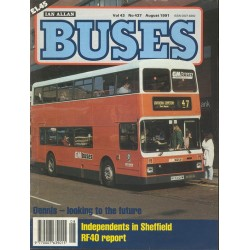 Buses 1991 August
