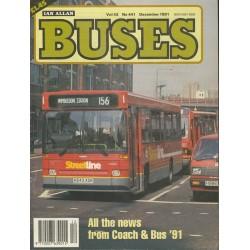 Buses 1991 December