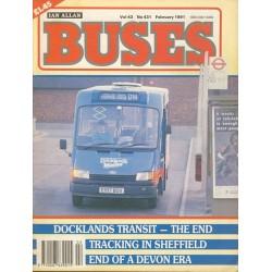 Buses 1991 February