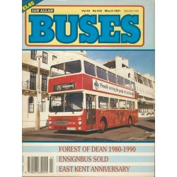 Buses 1991 March