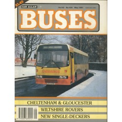 Buses 1991 May