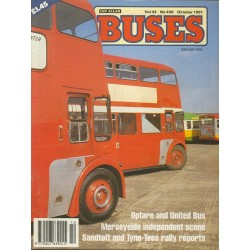 Buses 1991 October