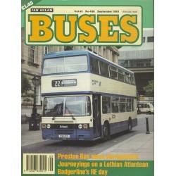 Buses 1991 September