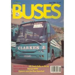 Buses 1996 June