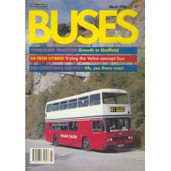 Buses 1996 March