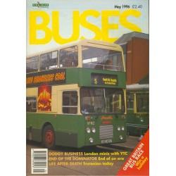 Buses 1996 May