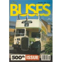 Buses 1996 November