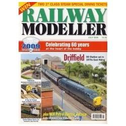 Railway Modeller 2009 July