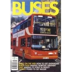 Buses 1999 January
