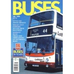 Buses 1999 July
