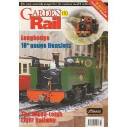 Garden Rail 110