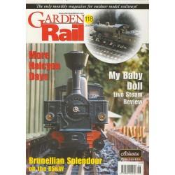Garden Rail 118