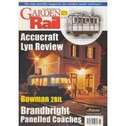 Garden Rail 123