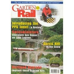 Garden Rail 125