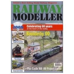 Railway Modeller 2009 January