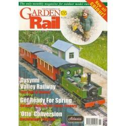 Garden Rail 135